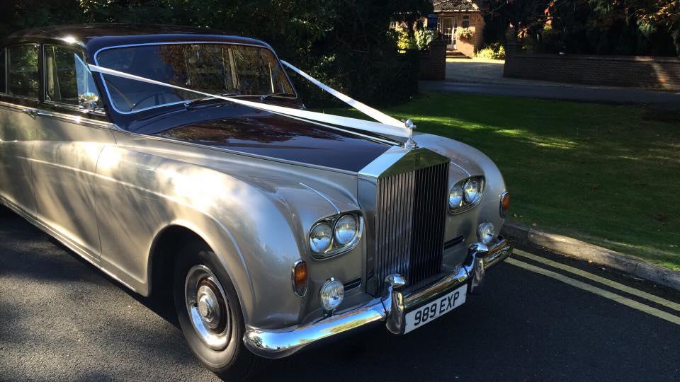 1964 Rolls Royce Rolls Royce Wedding Car In Thames